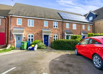 Thumbnail 2 bed terraced house for sale in Heron Way, Benwick, March