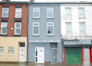 Thumbnail 4 bed flat for sale in Holt Road, Kensington, Liverpool