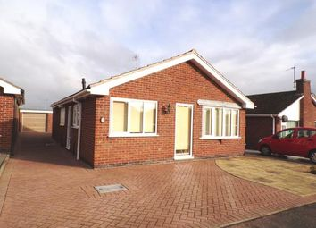 Thumbnail 2 bed bungalow for sale in Badminton Road, Syston, Leicester, Leicestershire