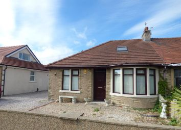 Thumbnail 2 bed semi-detached bungalow for sale in Oxcliffe Avenue, Heysham, Morecambe