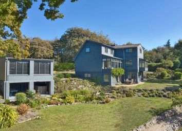 Thumbnail 4 bed detached house for sale in Blackbush Road, Milford On Sea, Lymington