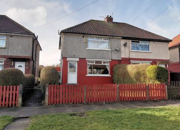 Thumbnail 3 bed semi-detached house for sale in Chellow Grange Road, Bradford