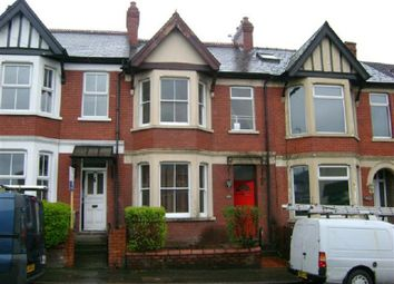 Thumbnail 3 bed terraced house for sale in Caerleon Road, Newport, Gwent.