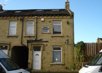 Thumbnail 3 bed end terrace house to rent in Girlington Road, Bradford