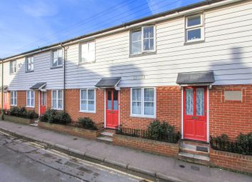 Thumbnail 2 bedroom terraced house to rent in St. Peters Road, Whitstable