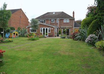 Thumbnail 5 bedroom detached house for sale in Cheltenham Road, Longlevens, Gloucester