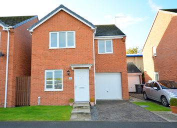 Thumbnail 3 bed detached house for sale in Oakley Manor, West Auckland, Bishop Auckland