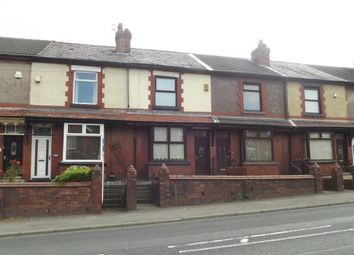Thumbnail 2 bed terraced house for sale in Wigan Road, Ashton-In-Makerfield, Wigan, Greater Manchester