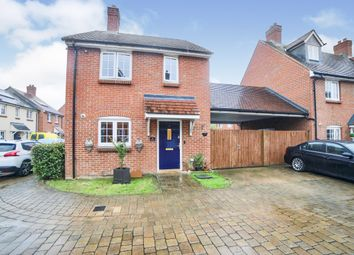 Thumbnail 2 bed detached house for sale in Bluebird Gardens, Wixams