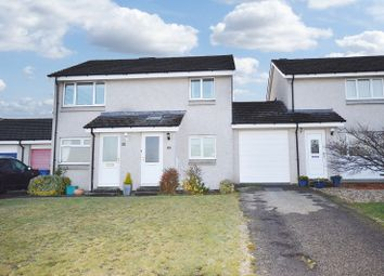 Thumbnail 2 bed flat for sale in 14 Craigard Terrrace, Kinmylies, Inverness.