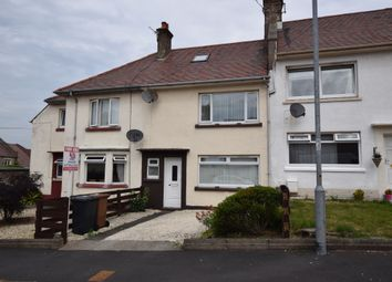 Thumbnail 3 bed terraced house for sale in Queens Ave, Largs