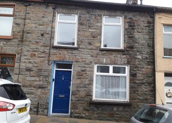 Thumbnail 3 bed property to rent in Queen Street, Pentre
