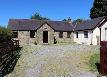 Thumbnail 3 bed bungalow for sale in Glandwr, Whitland