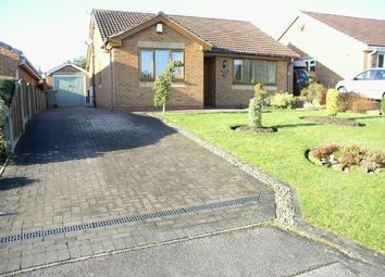 Thumbnail 3 bed bungalow for sale in Tiree Close, Tibshelf, Alfreton