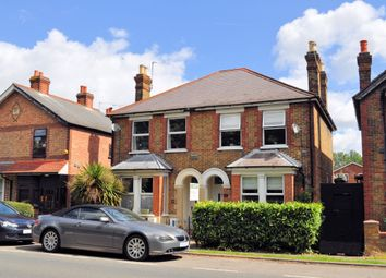 Thumbnail 3 bed semi-detached house for sale in Wraysbury Road, Staines
