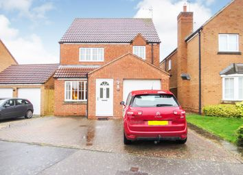 3 bed detached house for sale in Durrell Drive, Cawston, Rugby CV22