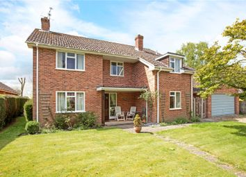 Thumbnail 4 bedroom detached house for sale in The Orchard, Easton Royal, Pewsey, Wiltshire
