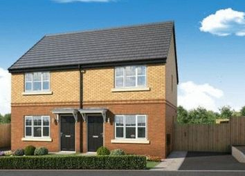 Thumbnail 2 bedroom semi-detached house for sale in The Haxby Whalleys Road, Skelmersdale