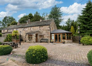 Thumbnail 3 bed semi-detached house for sale in Smithson Farm Cottage, Woodend Road, Reedley, Burnley