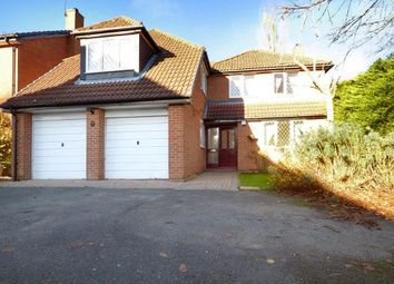 Thumbnail 5 bedroom detached house for sale in Spencer Close, Wokingham