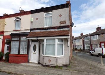 Thumbnail 2 bed end terrace house for sale in Sixth Avenue, Fazakerley, Liverpool, Merseyside