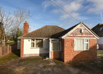 Thumbnail 2 bed bungalow for sale in Gravel Hill, Emmer Green, Reading