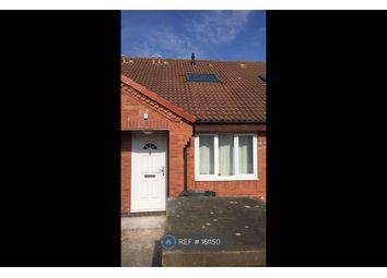 Thumbnail 1 bedroom bungalow to rent in Woodcroft Close, Cramlington