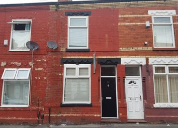 2 bed terraced house to rent in Grasmere Street, Manchester M12