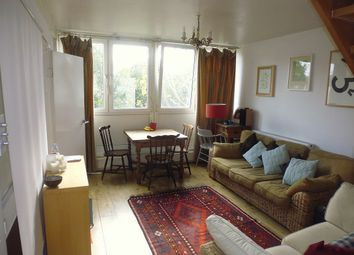 Thumbnail 4 bed flat to rent in Grant Road, Clapham Junction, London