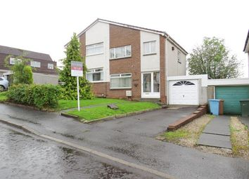Thumbnail 3 bed semi-detached house to rent in Kenneth Road, Motherwell