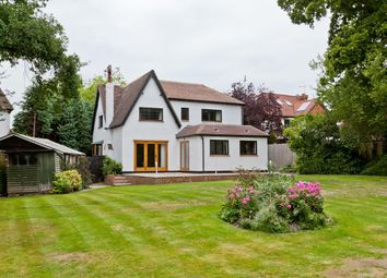 Thumbnail 5 bed detached house to rent in Wentworth Close, Surbiton