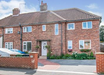 Thumbnail 5 bed detached house for sale in Park Avenue, North Walsham