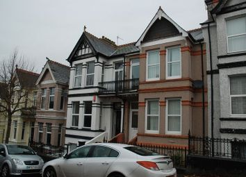 Thumbnail 1 bed flat to rent in Quarry Park Road, Peverell, Plymouth