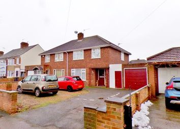 Thumbnail 3 bed semi-detached house for sale in Mile Road, Bedford, Bedfordsire