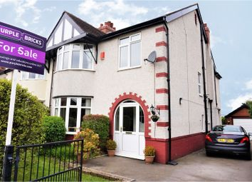 Thumbnail 4 bed semi-detached house for sale in Moor Grange View, Leeds