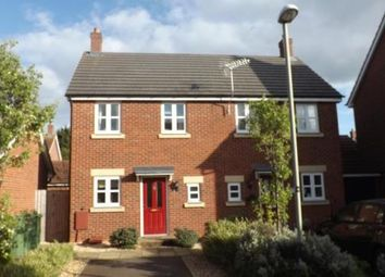 Thumbnail 2 bedroom semi-detached house for sale in Persimmon Gardens, Cheltenham, Gloucestershire