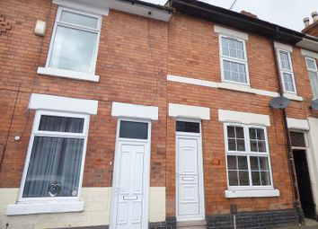 Thumbnail 2 bed terraced house to rent in Campion Street, Derby