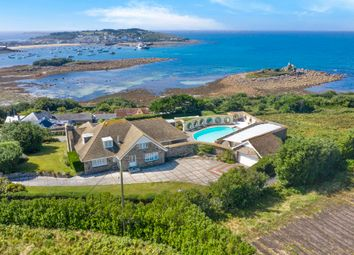 Thumbnail 5 bed detached house for sale in St. Mary's, Isles Of Scilly