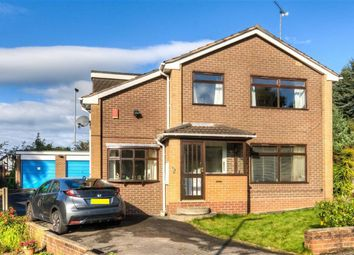 Thumbnail 4 bed detached house for sale in Daintry Close, Leek