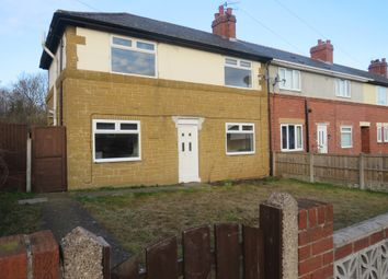 Thumbnail 3 bed end terrace house for sale in Coppice Road, Highfields, Doncaster