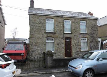 Thumbnail 3 bedroom detached house for sale in Grove Road, Pontardawe, Swansea