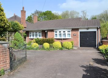 Thumbnail 2 bed detached bungalow for sale in Midway Road, Midway, Swadlincote