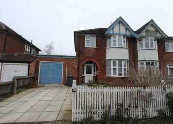 Thumbnail 3 bedroom semi-detached house to rent in Lindsay Road, Rowley Fields, Leicester