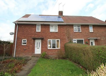 Thumbnail 3 bed semi-detached house for sale in Chewton Street, Eastwood, Nottingham