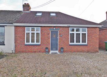 Thumbnail 4 bed semi-detached bungalow for sale in St. Marys Road, Stubbington, Fareham