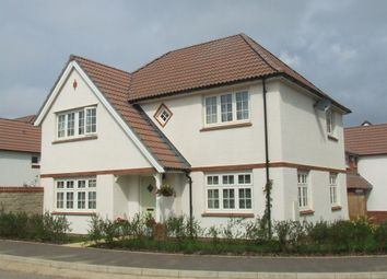 Thumbnail 4 bed detached house to rent in Glenwood Drive, Roundswell, Barnstaple