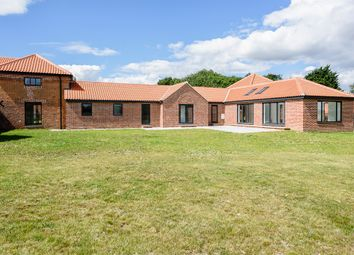 Thumbnail 5 bedroom barn conversion for sale in Cropton Hall Barns, Heydon, Norwich