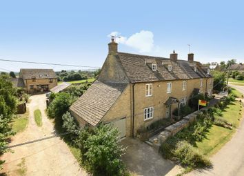 Thumbnail 4 bed semi-detached house for sale in Upper End, Salford, Chipping Norton