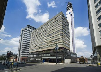 Thumbnail Studio to rent in Millennium, Newhall Street, Birmingham