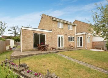 Thumbnail 3 bed detached house for sale in Chandlers Close, Abingdon